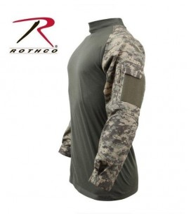 Camisa Rapid Assault Camu